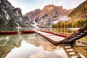 Pragser Wildsee, Lago di Braies von Michael Blankennagel