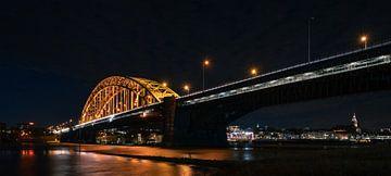 Nijmegen Waalbrug 5 van Rick Giesbers