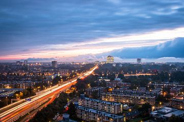 Goodmorning Groningen von Frenk Volt