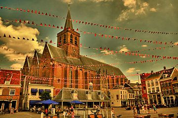 St Joris kerk Amersfoort van Franciska de Vos