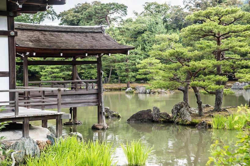 Japanse Tempel van Celina Dorrestein