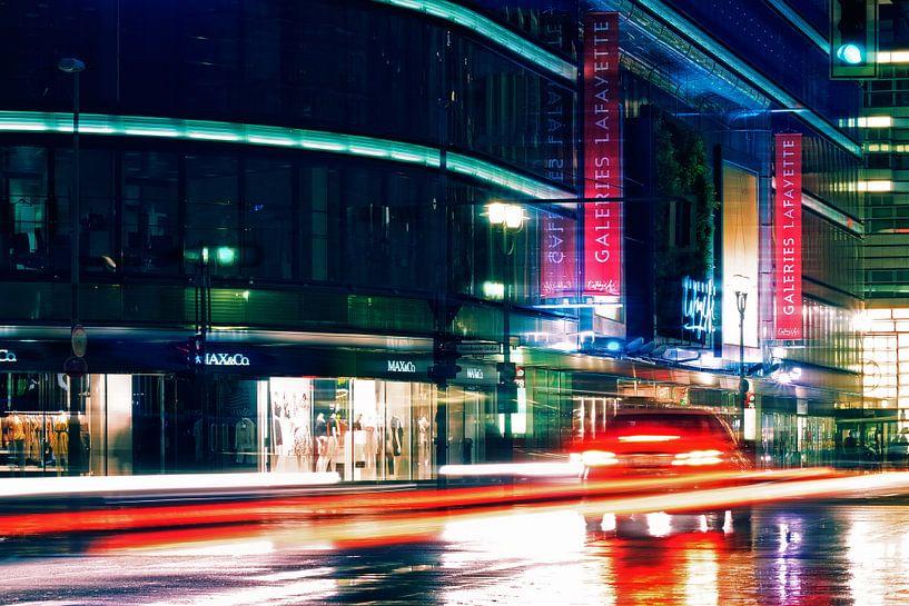 Berlin - Galeries Lafayette van Alexander Voss