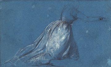 Victor Meirelles, Studie für den Schwur der Prinzessin Isabel, 1872-1875 von Atelier Liesjes