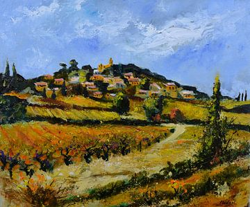 Dorf en Provence von pol ledent