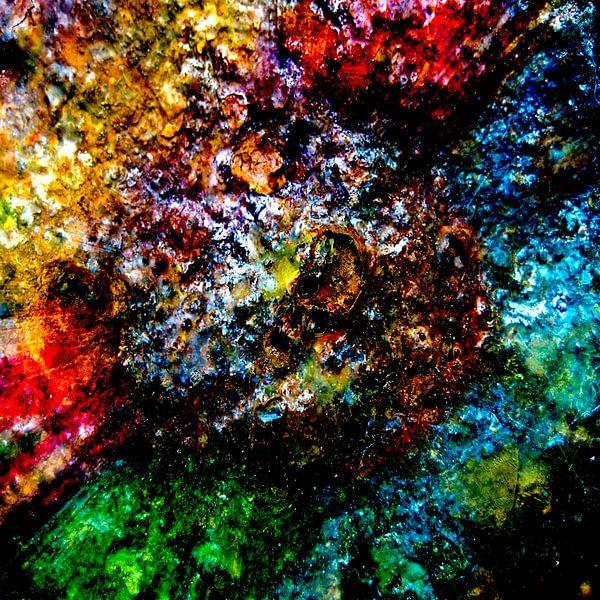 kleurrijk van Dick Jeukens