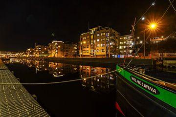 Reders haven Katwijk von Dirk van Egmond