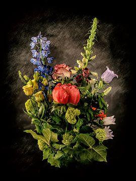 Blumenstrauß von Jos Verhoogen