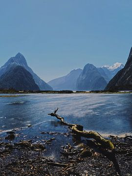 Milford Sound sur Dyon Klaassen