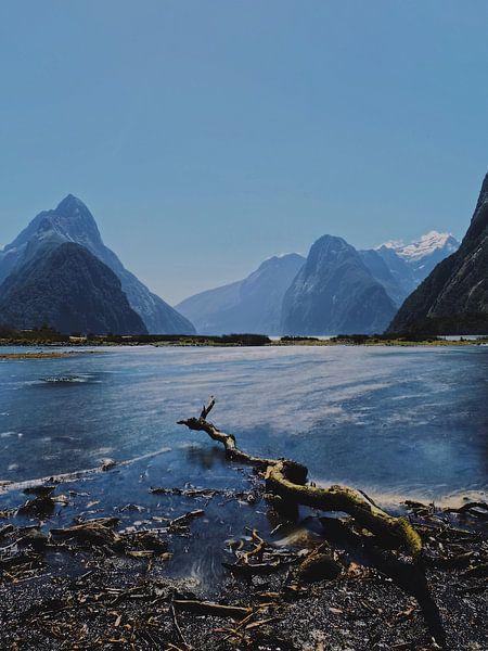 Milford Sound van Dyon Klaassen