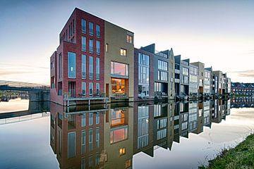 Amersfoort Vathorst: Woningen aan het water van David Pronk