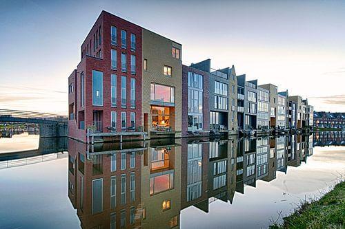 Amersfoort Vathorst: Woningen aan het water