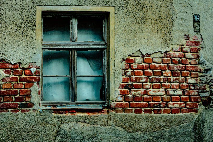Das Fenster von Johnny Flash