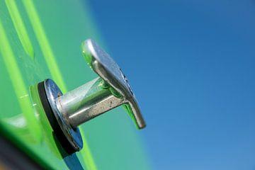 Kofferklep Citroen 2cv Close Up van Frank Hensen