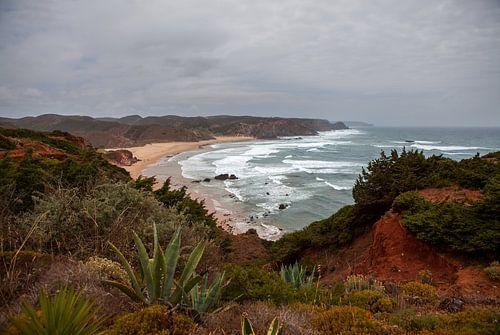 Westkust Portugal van
