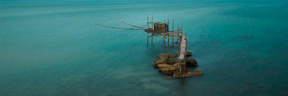 Trabocchi - Punta Aderci  van Teun Ruijters