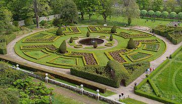 Schlossgarten von Dunrobin von Henk Alblas