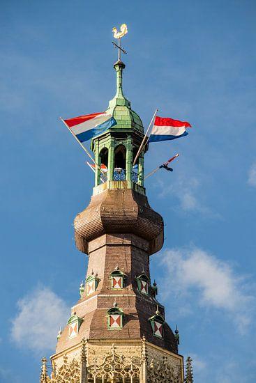 Breda - Grote Kerk Bevrijdingsdag