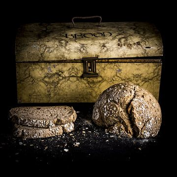 Stilleven Brood van Saskia de Wal