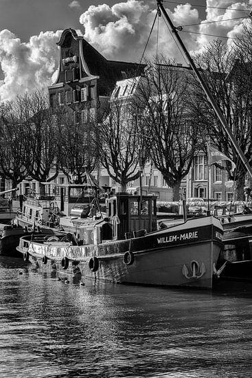 Wolwevershaven Dordrecht van Rob van der Teen