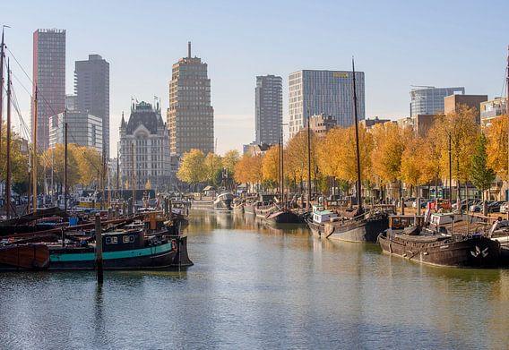 Rotterdam in de herfst