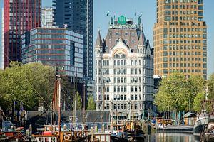 De Haringvliet, het Witte Huis en Wijhavenkwartier in Rotterdam