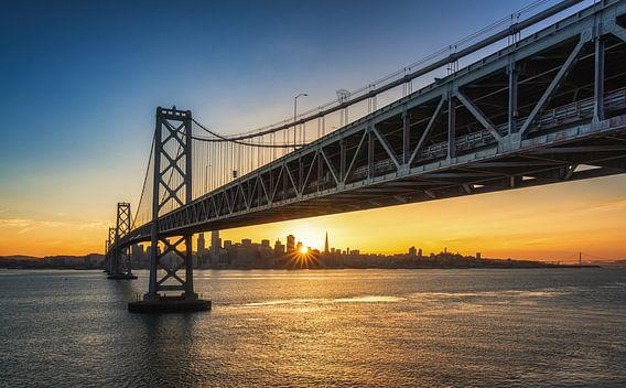 Le ciel de San Francisco
