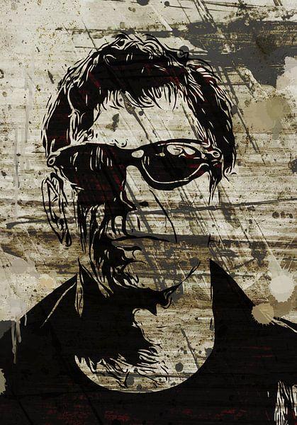 Lou Reed van Yolanda Bruggeman