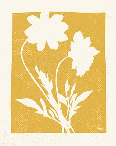 Joyful Frühling I Golden Yellow, Moira Hershey