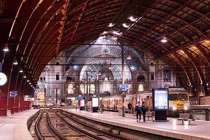 Vertrekhal Antwerpen Centraal