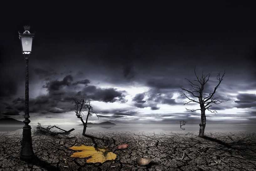 klimaatsverandering van Erich Krätschmer