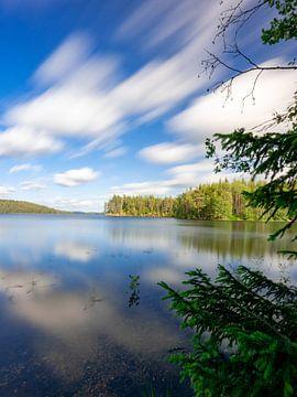 Schwedischer See von Henri van Rheenen