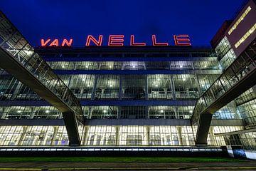 Van Nelle en soirée sur Eddy Westdijk