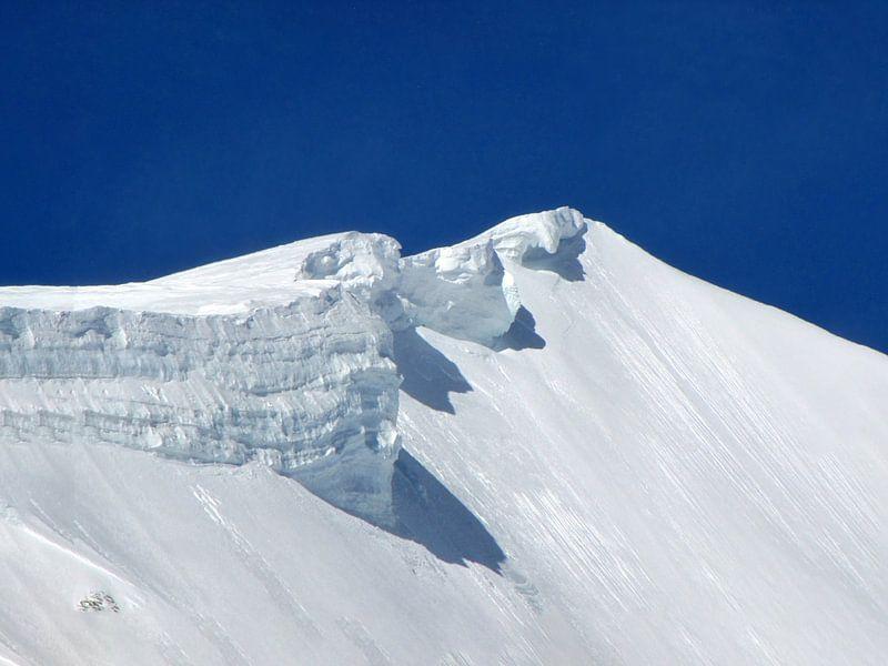 Top van de ijsberg van Rietje Bulthuis
