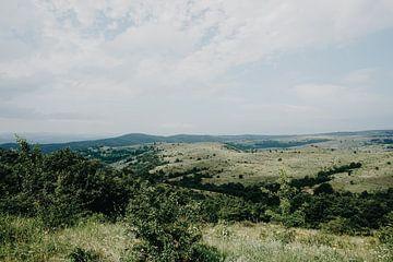 Landschap Bulgarije van Mandy Jonen