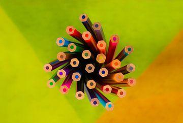 Kleur - colors van Erik Bertels
