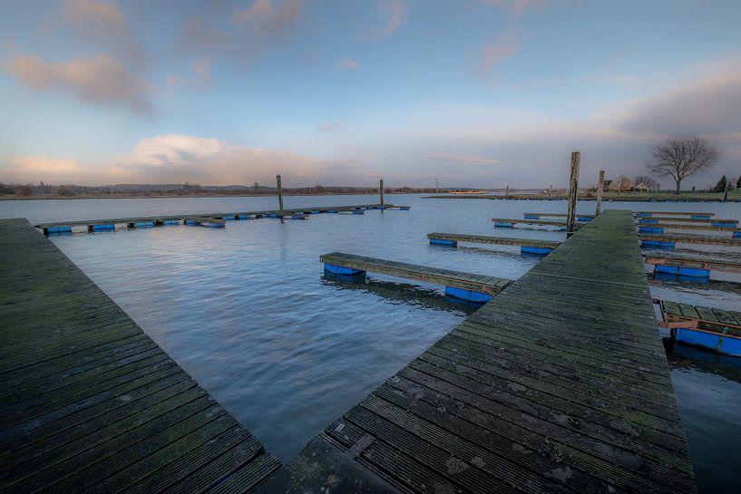 Steiger boten Nederrijn van Moetwil en van Dijk - Fotografie