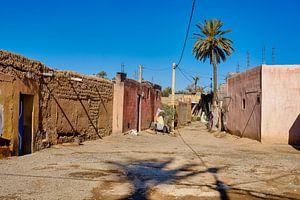 Straatje in dorpje