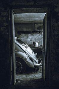 VW kever van Christophe Van walleghem