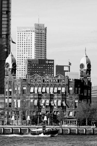 Hotel New York Rotterdam van Pieter Wolthoorn