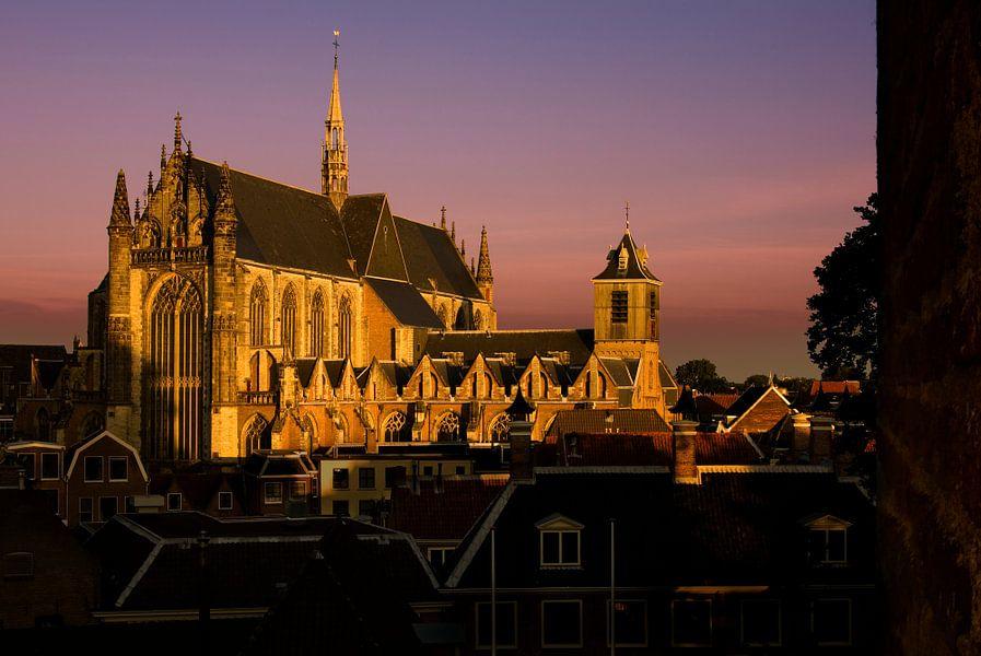 Hooglandse Kerk in Goud