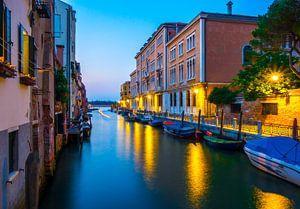 Zomeravond Venetie van