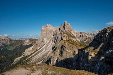 De berg Seceda van Marc Vandijck