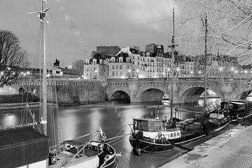 Pont Neuf am Morgen, Paris von Markus Lange