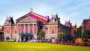 Königliches Konzertgebäude Amsterdam von Digital Art Nederland