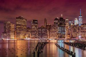 NEW YORK CITY Indruk nacht