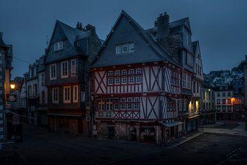 Stadtbild Morlaix von Manuuu S
