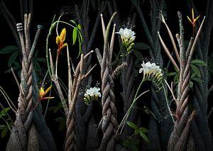 Jungle drumstick