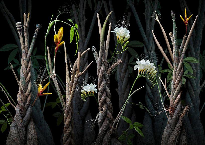 Jungle drumstick van Olaf Bruhn