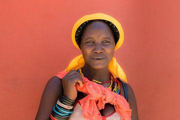 La beauté du Mudimba d'Angola sur Esther Ehren