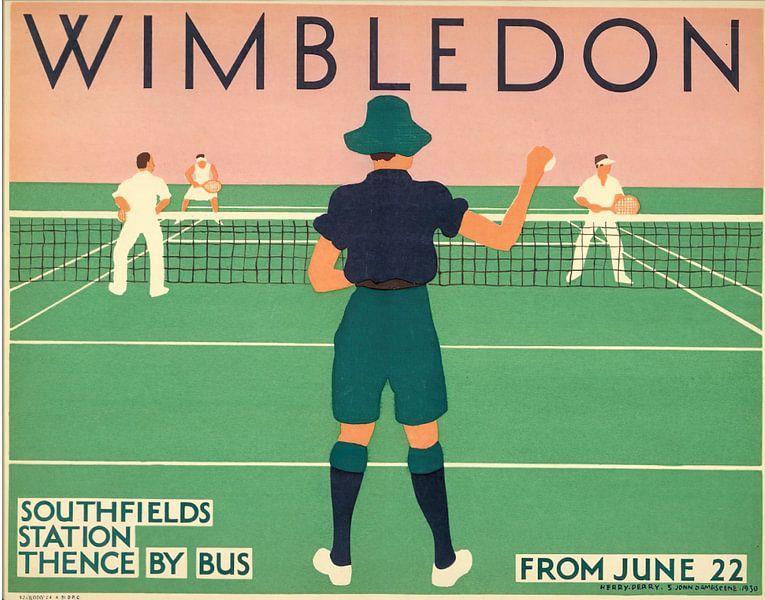Wimbledon, 1931 von Antonije Lazovic